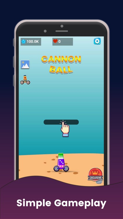 Cannon Ball - Ball Blast Shoot