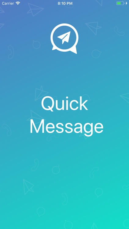 Quick Message for WhatsApp