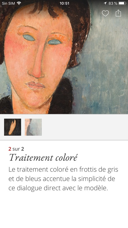 Paris Musées Second Canvas screenshot-4