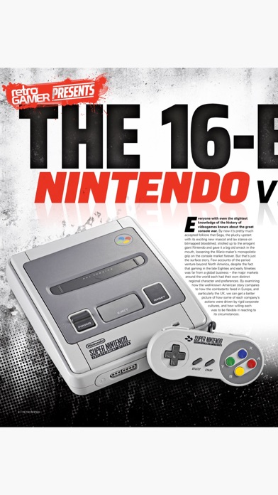 Retro Gamer Official Magazine screenshot two