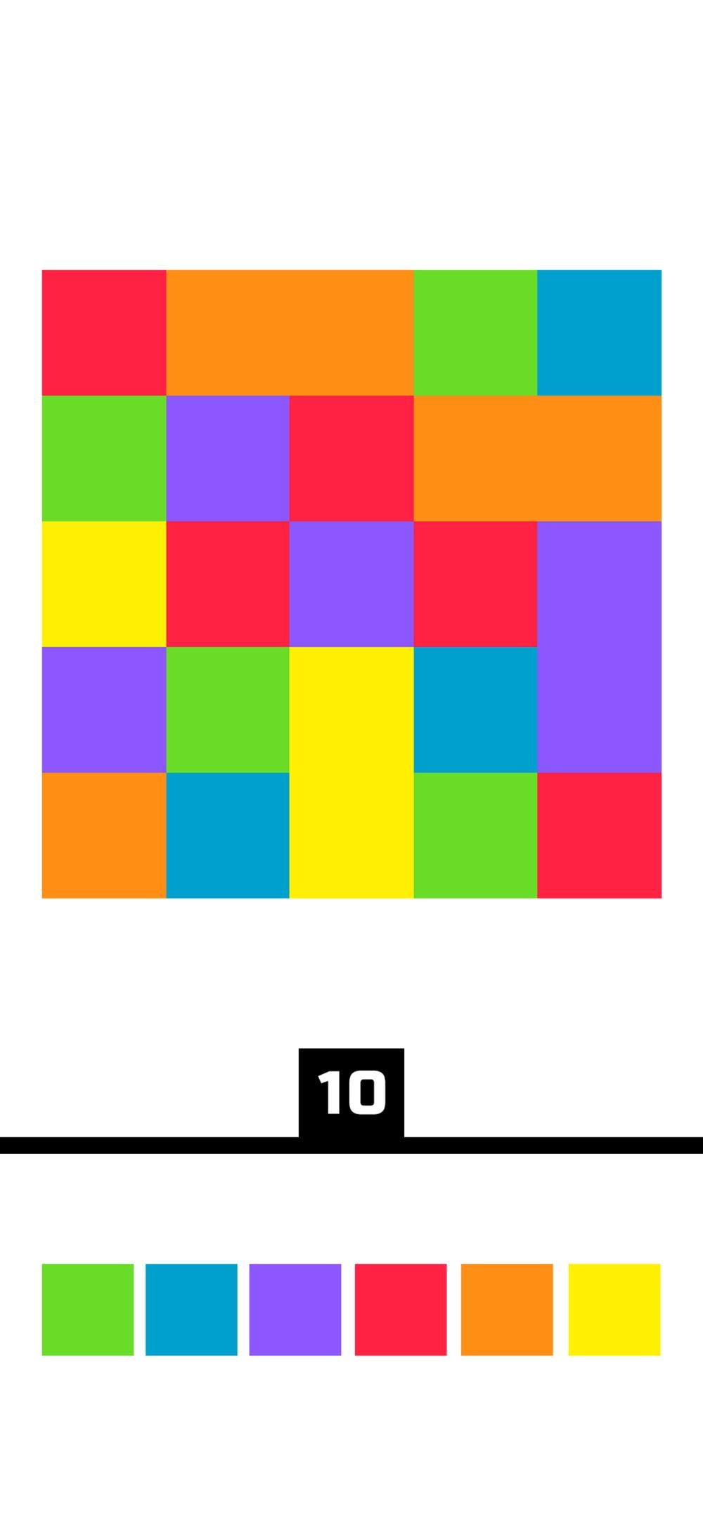 Flood it ! Chroma : the game Cheat Codes