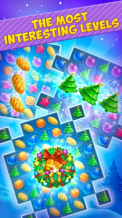 Merry Christmas – match 3