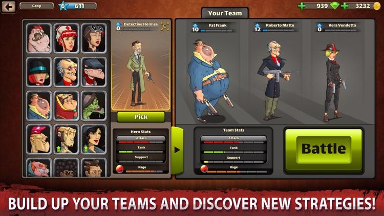 Mafioso - Gangsters' games screenshot-3