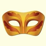 Masquerade Mask Stickers