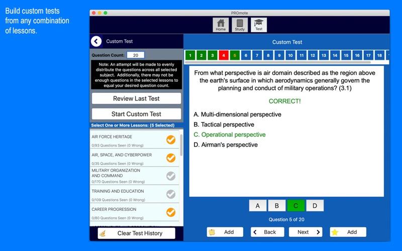 PDG PROmote screenshot 4