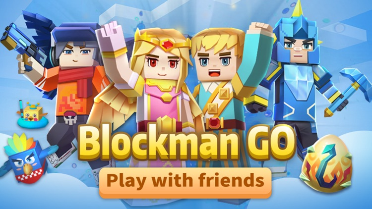 Blockman GO : Blocky Mods screenshot-6