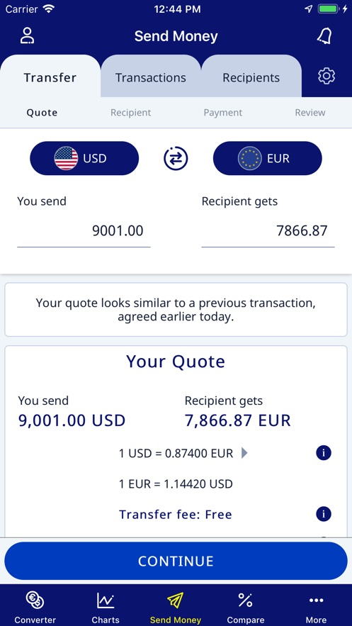 XE COM API CURRENCY CONVERTER - currencystack io   Reliable