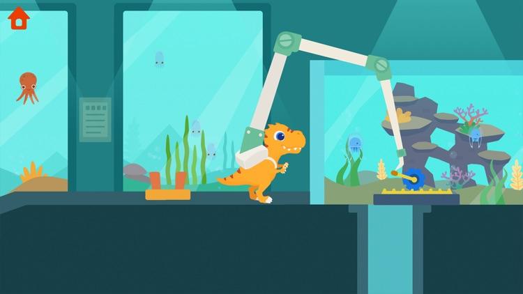 Dinosaur Aqua Adventure screenshot-7