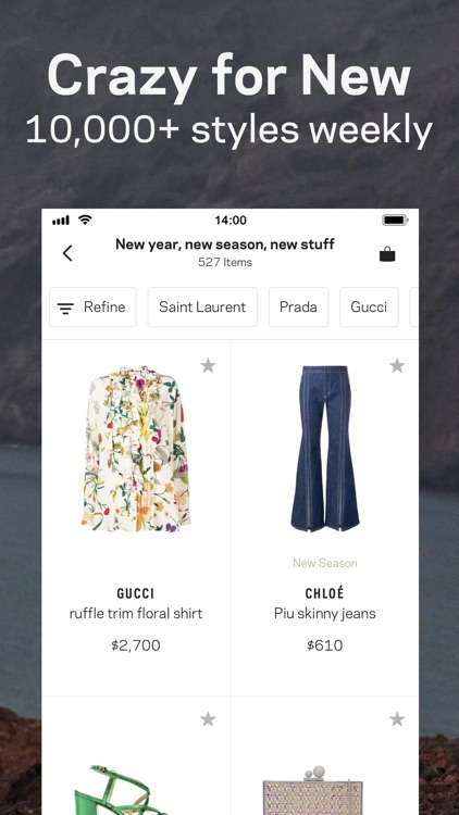 Farfetch - Designer Clothing screenshot-4