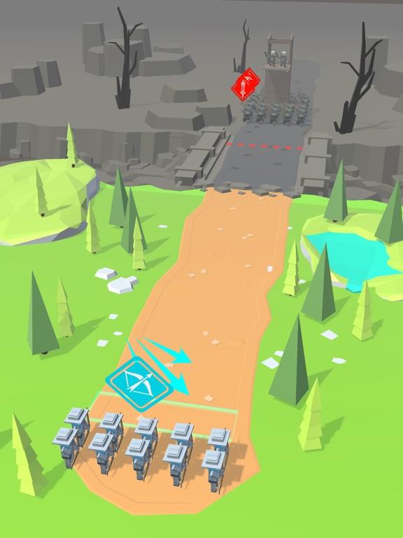 Archery Battle 3D screenshot 6