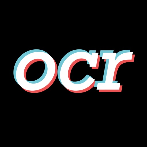 Intelligent scanner-OCR camera