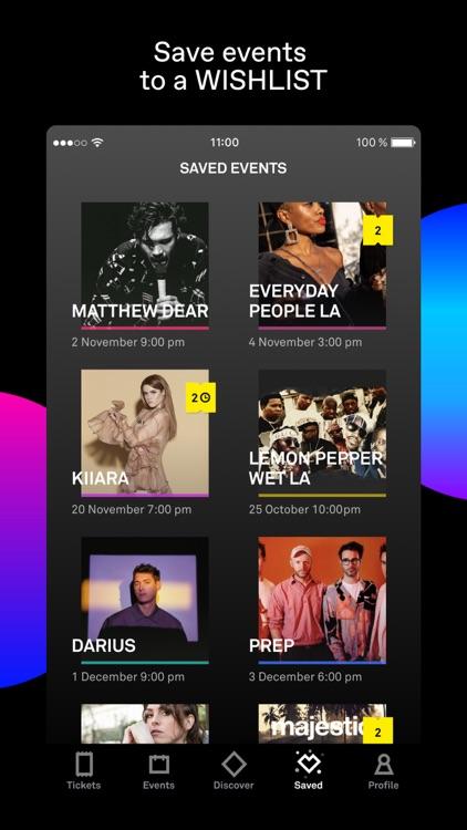 DICE: Live Music Tickets screenshot-4
