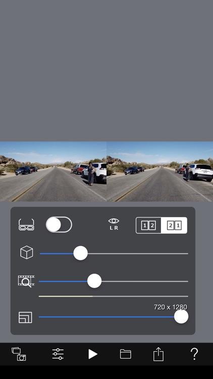 3D Effect Video Camera screenshot-4