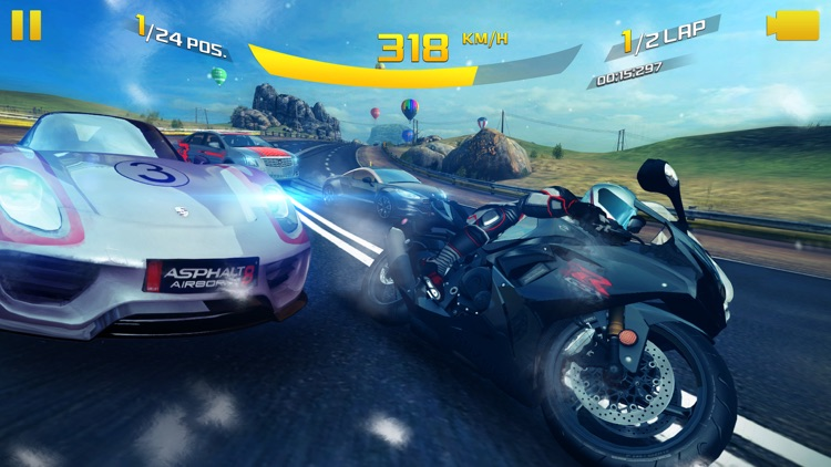 Asphalt 8 - Drift Racing Game screenshot-4