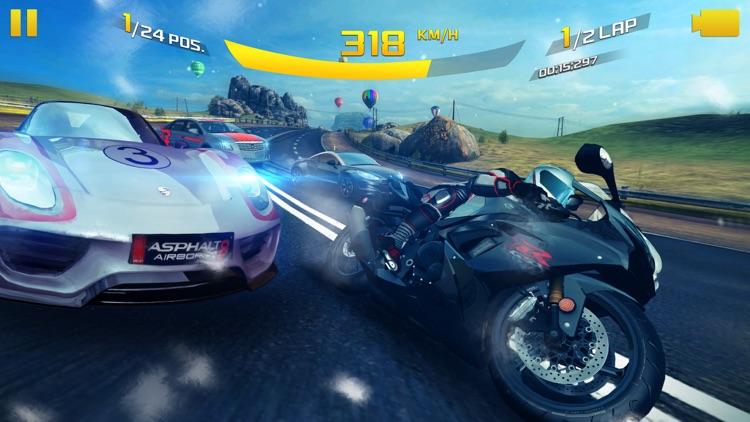 Asphalt 8: Real Racing Game screenshot-4