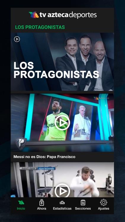 Azteca Deportes screenshot-4