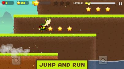 Jump Run: Jumping Race Runner screenshot one