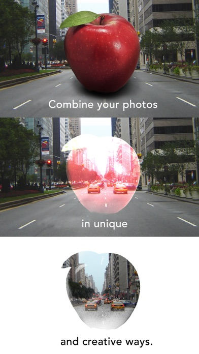 Screenshot for Union - Combine & Edit Photos in Venezuela App Store