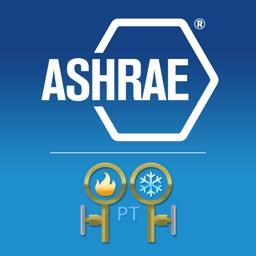 ASHRAE HVAC PT Chart