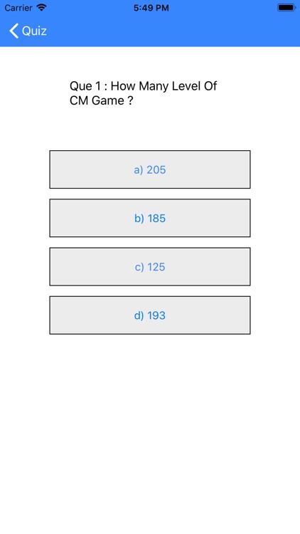 Spin Provider & Quiz