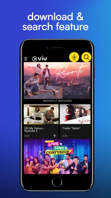 Viu -Stream TV Shows & Serials screenshot-3