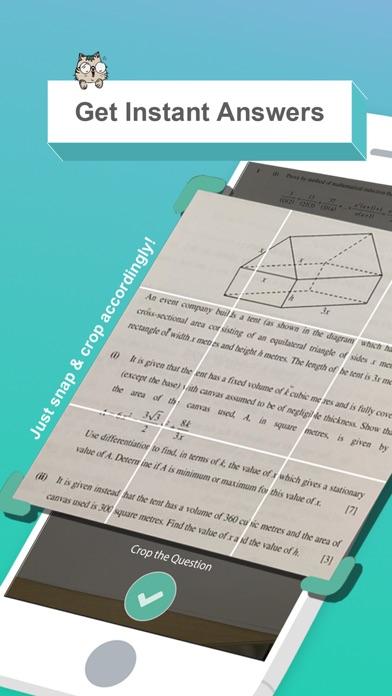 Miao - Math Homework Solver screenshot