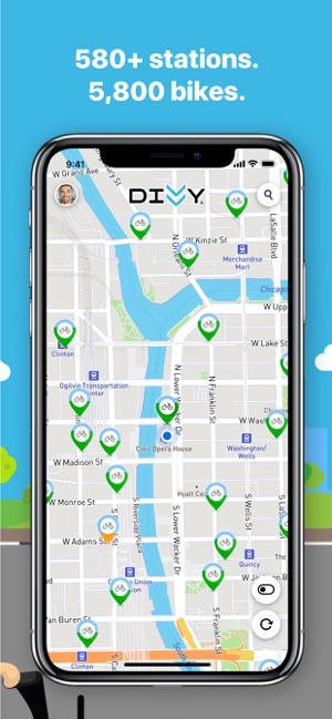Divvy Bikes on the App Store