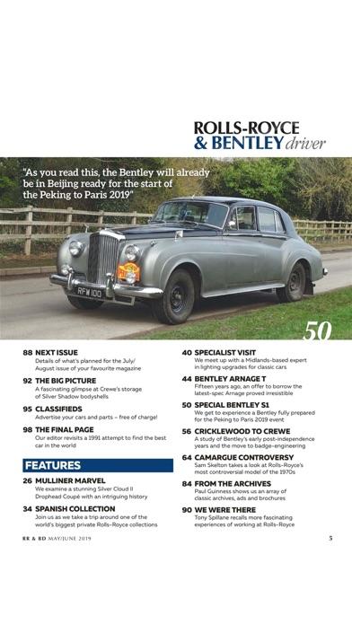 Rolls-Royce & Bentley Driver screenshot 5