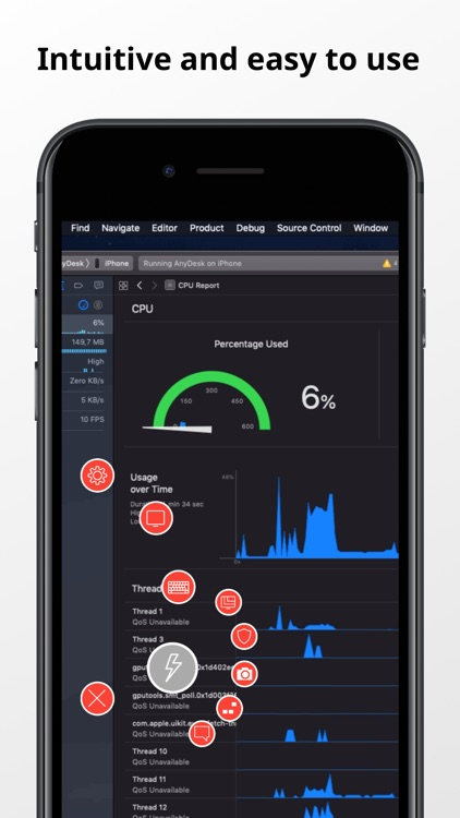 AnyDesk Remote Desktop screenshot-3