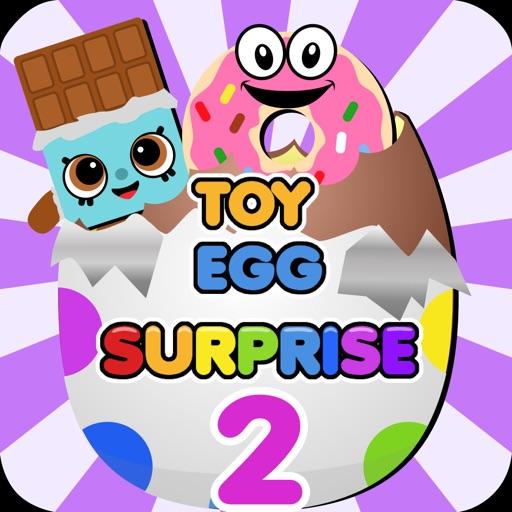 Toy Egg Surprise 2