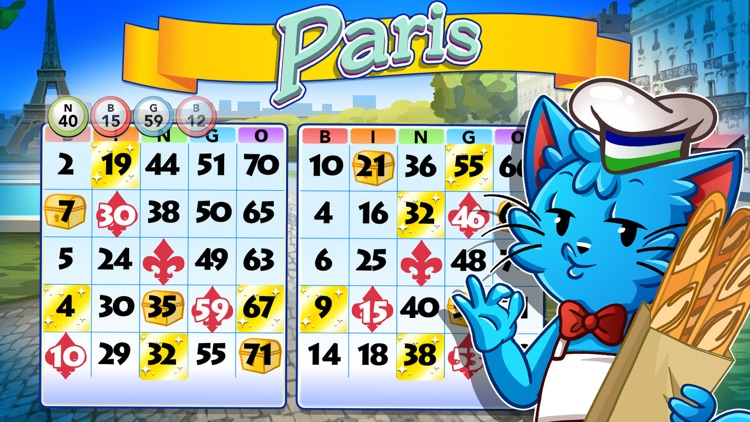 Bingo Blitz™ - Live Bingo Game screenshot-2
