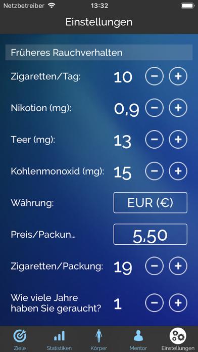 Rauchfrei Apps