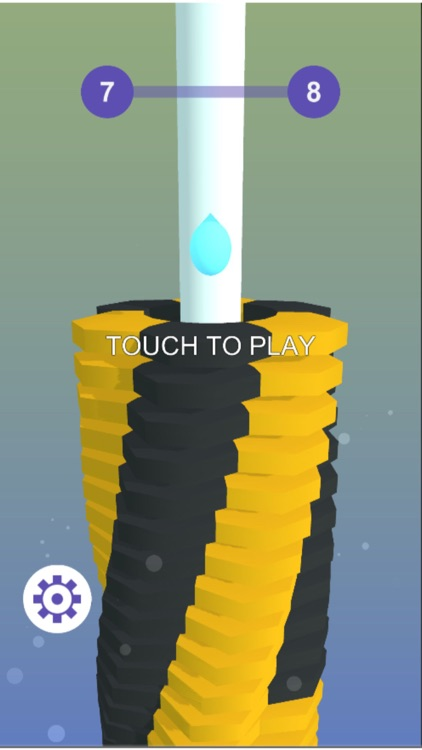Helix Jump Tower - Stack ball