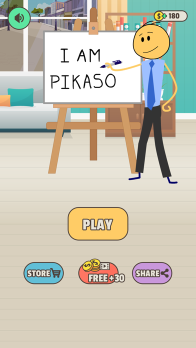 I AM PIKASO screenshot two