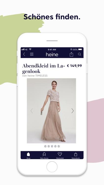 heine – Mode & Wohnen-Shopping screenshot-3