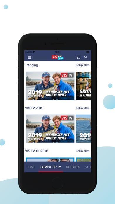 VIS TV Plus screenshot two