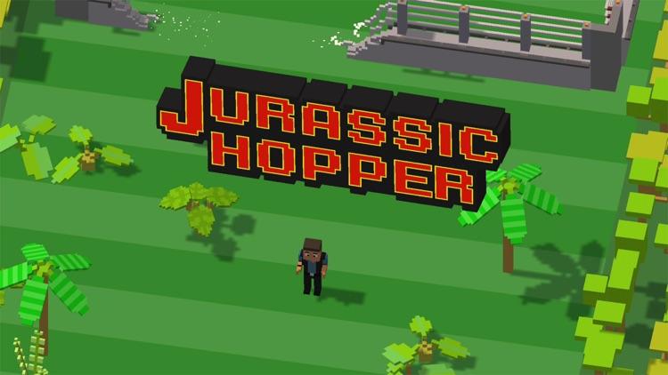 Jurassic Hopper: Crossy Dino