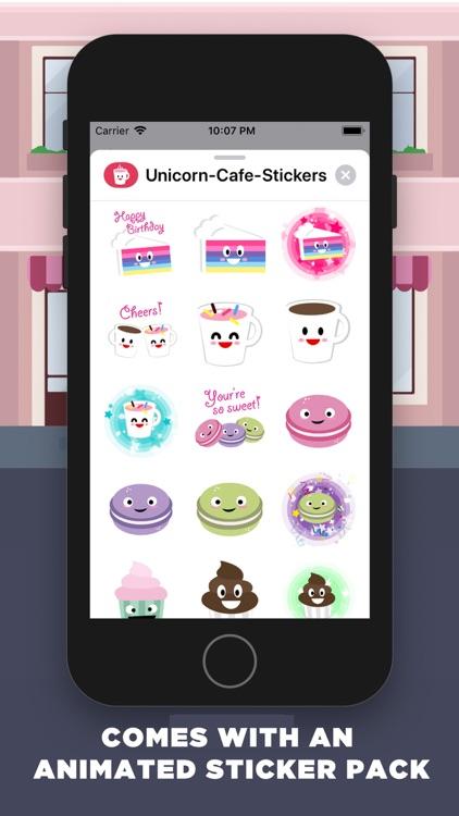 Unicorn Cafe screenshot-3