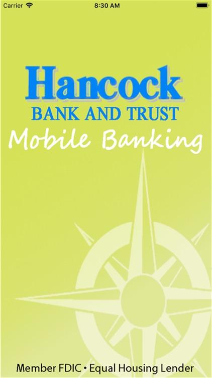 Hancock Bank & Trust Company