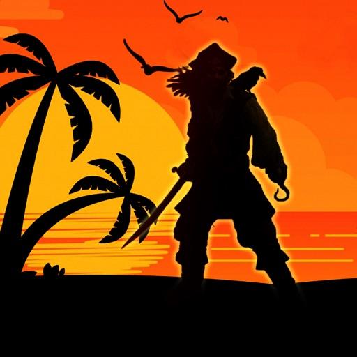 Loot Pirates Dark Sea iOS App