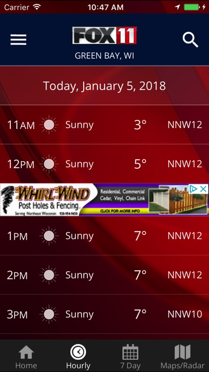 FOX 11 Weather by Sinclair Broadcast Group, Inc