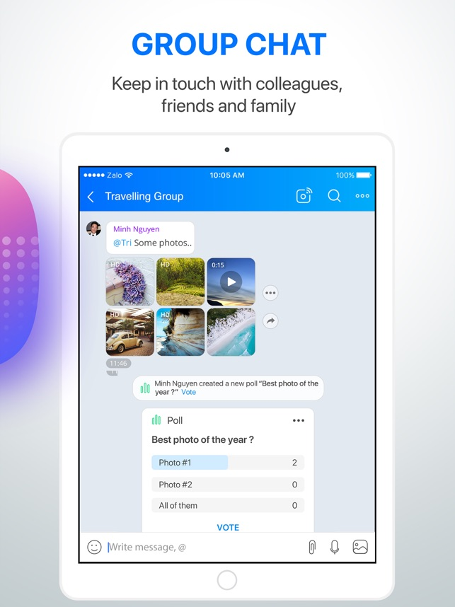 Zalo on the App Store