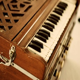 Sa Re Ga Ma With Harmonium