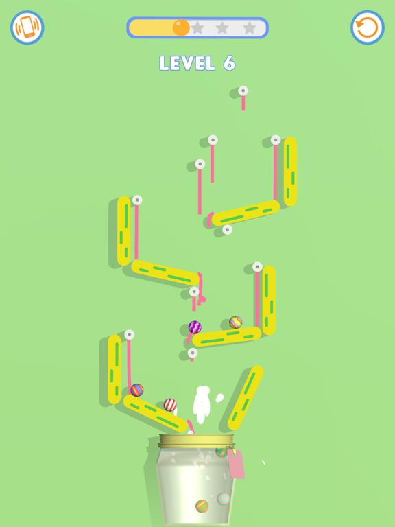 Rope & Ball: Cut it! screenshot 7