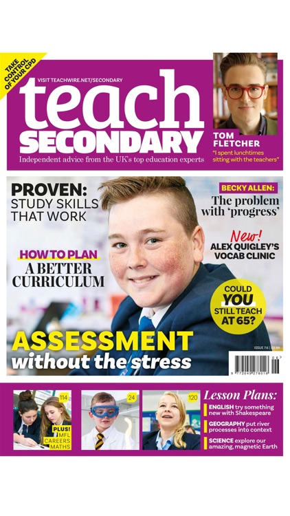 Teach Secondary Magazine screenshot-5