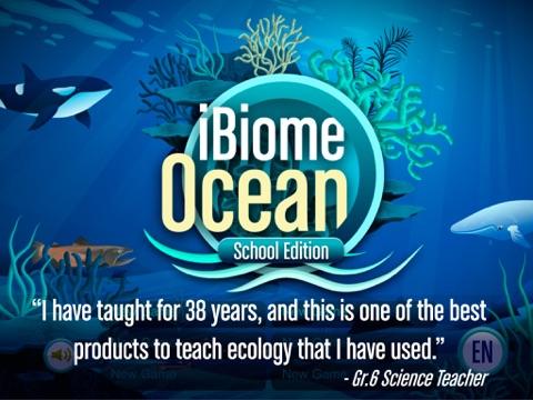 iBiome-Ocean: School Edition - náhled