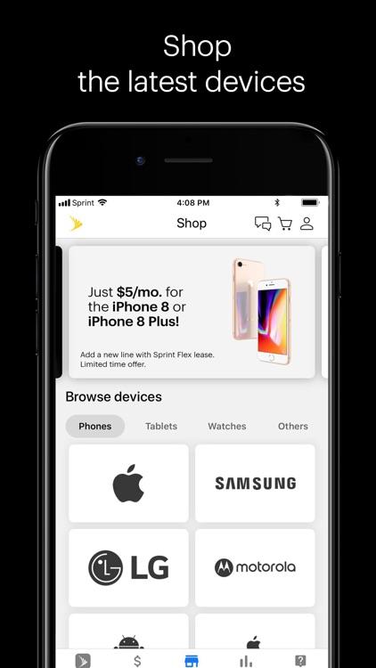 My Sprint Mobile screenshot-4