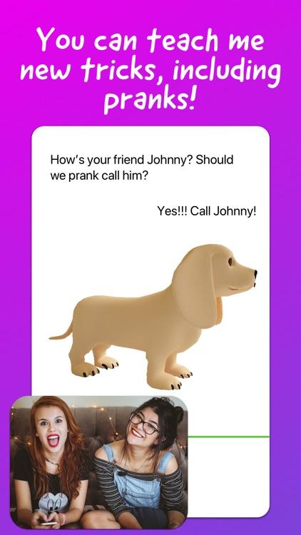 Talking Dog, the savage AI pet screenshot-3