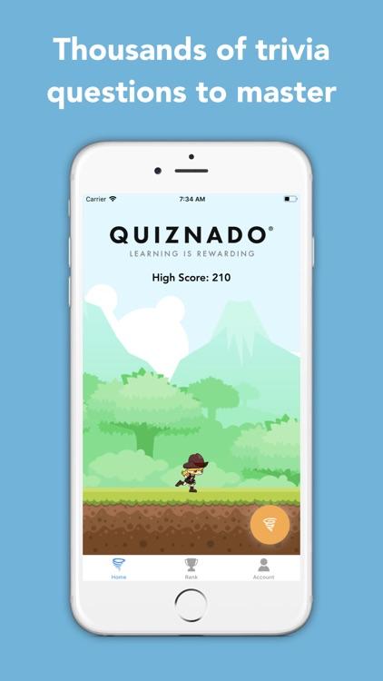 Quiznado | Trivia Quiz Game