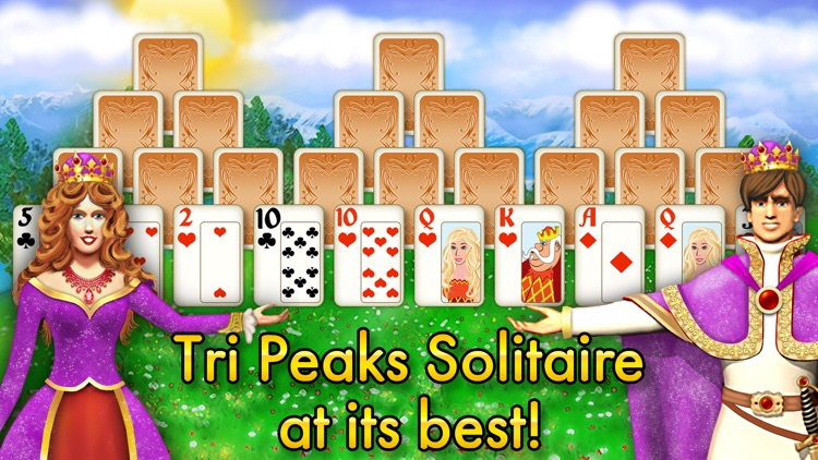 Magic Towers Solitaire screenshot-0